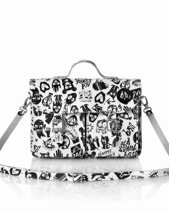 Bas Kosters Tasche (Modell Dark Side)