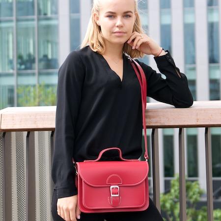 Minibag Fuchsia - OldSchool Bags XSmall