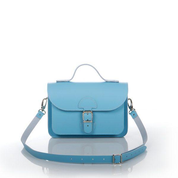 Handtas baby blauw