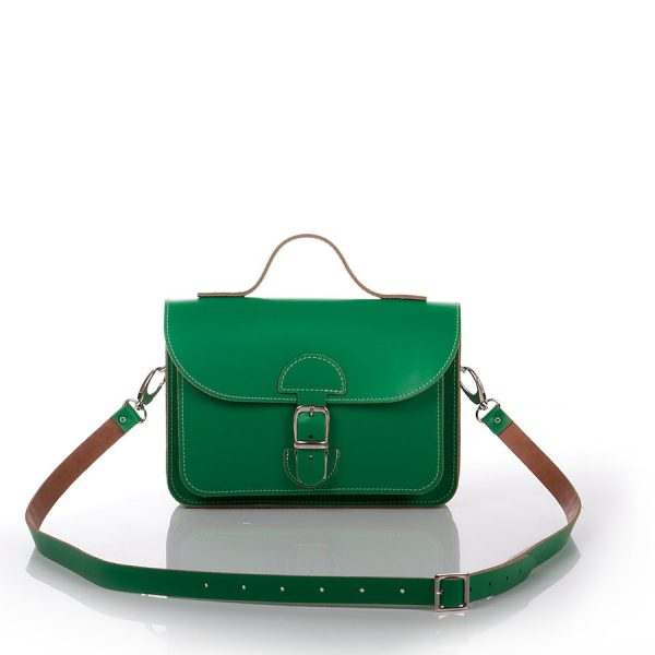 Handtas groen - OldSchool Bags - XSmall