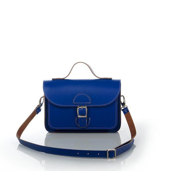Handtas kobalyblauw - OldSchool Bags - XSmall