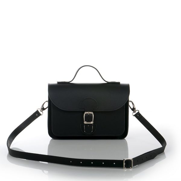 Handtas zwart - OldSchool Bags XSmall