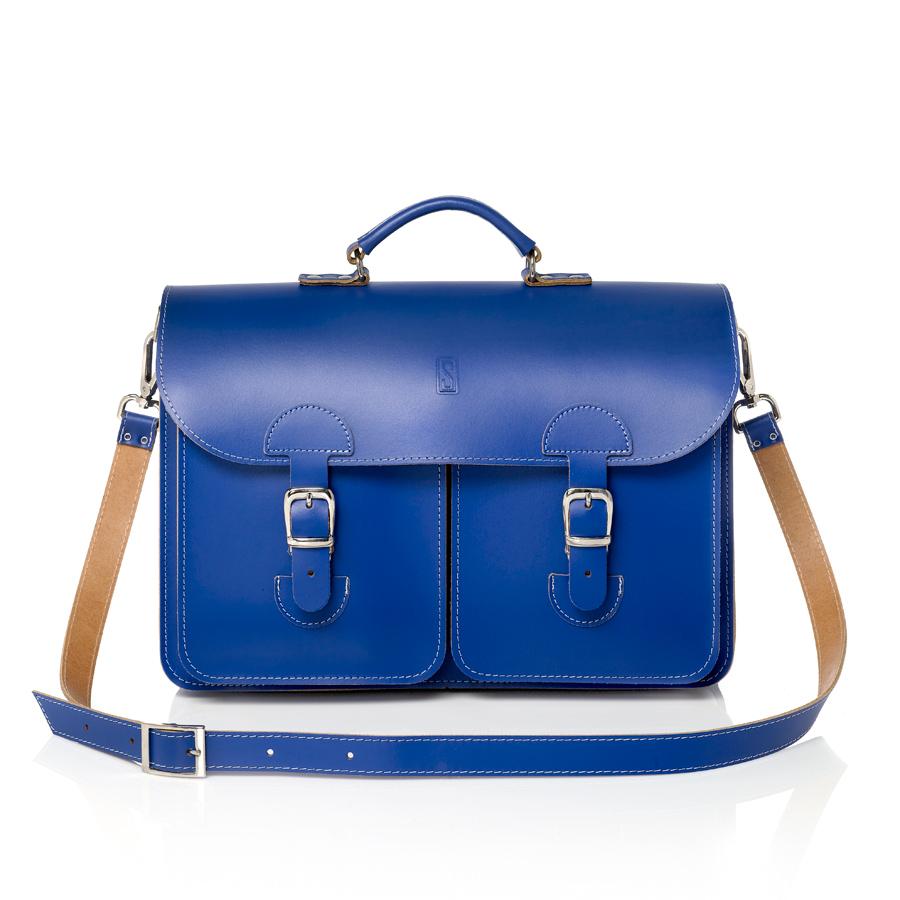 Schoudertas Voor School : Leren schooltas model xl oldschool bags