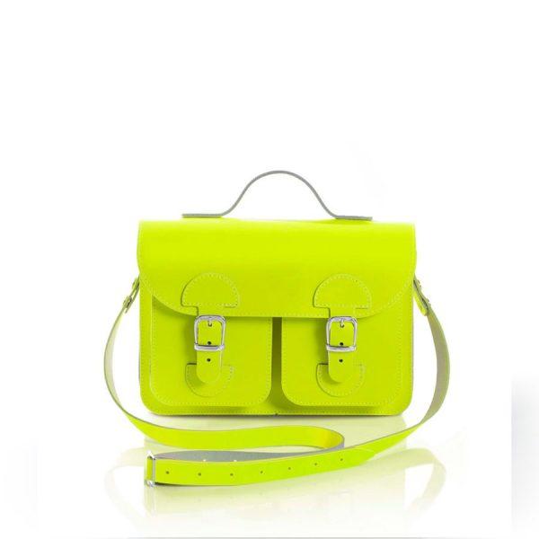 Neon handbag