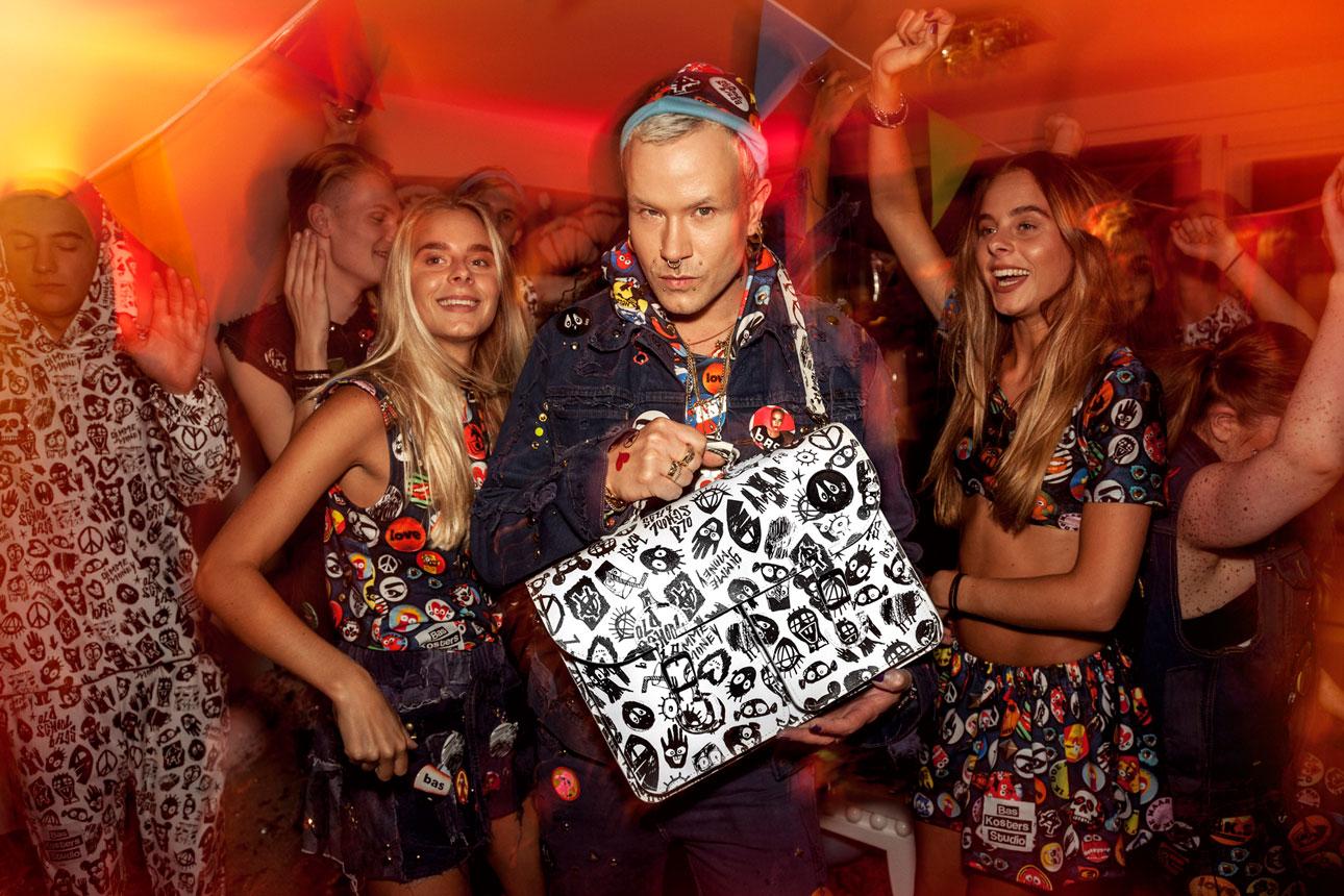 Bas Kosters Aktentaschen und Handtaschen
