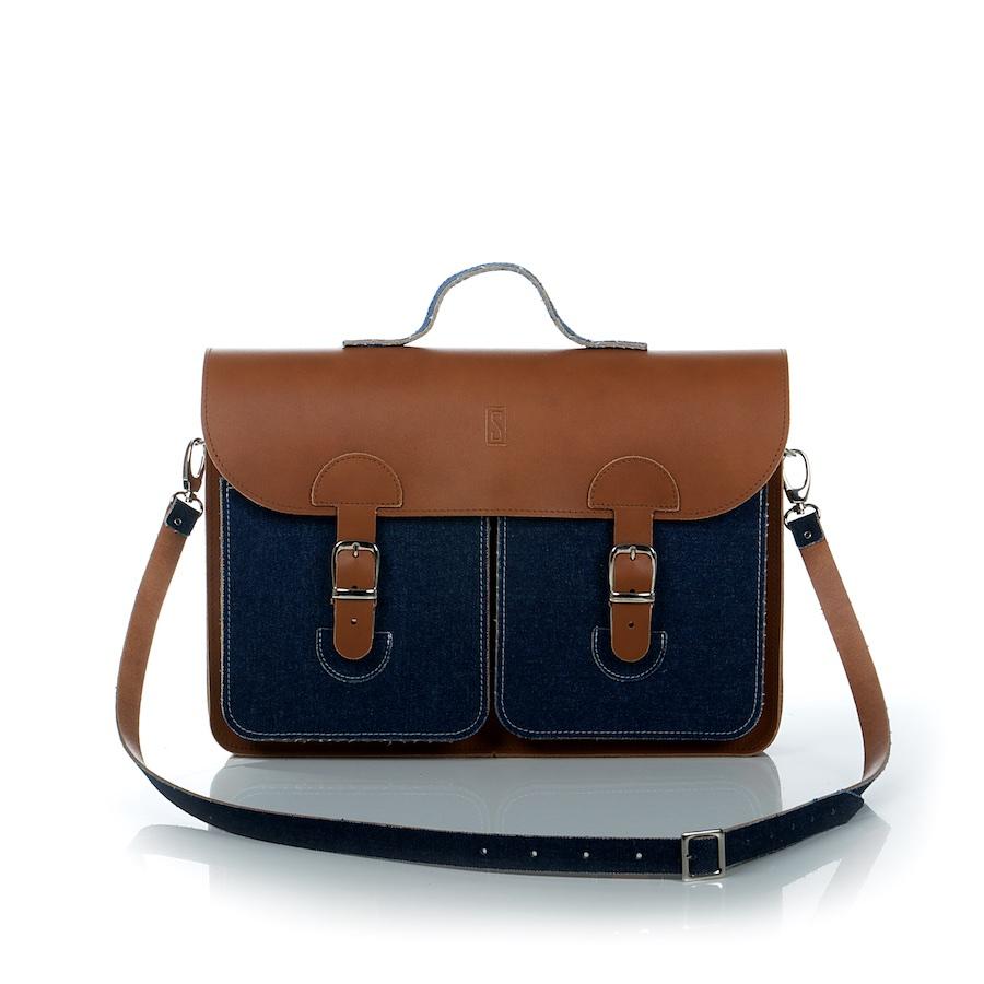 Denim Bag OldSchool Bags