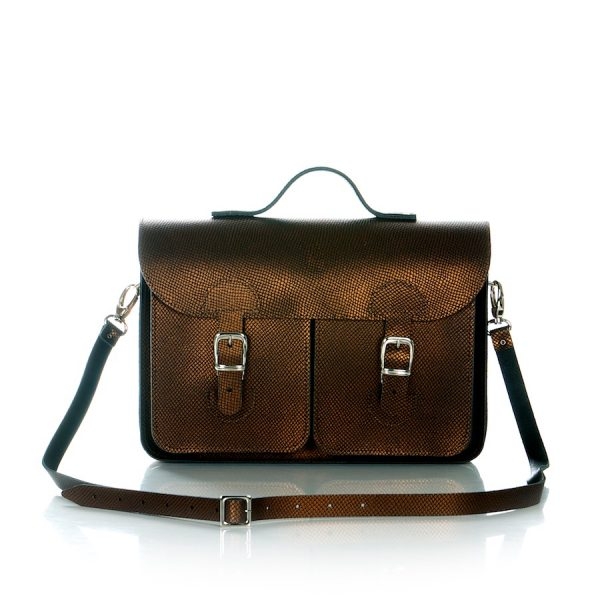 Satchel Bronze