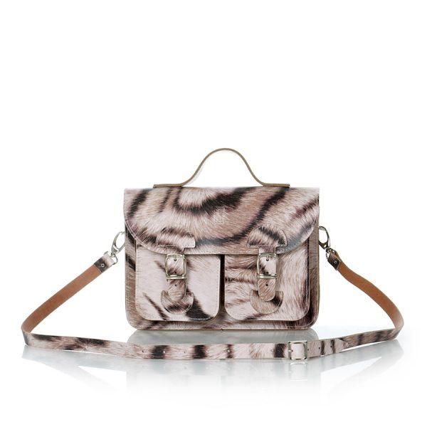 Handbag tiger print