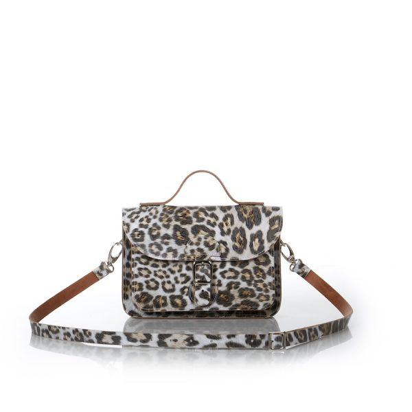 Minibag Leopard - OldSchool Bags XL