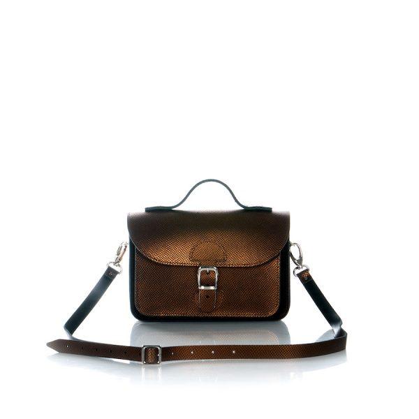 Crossbody bag bronze