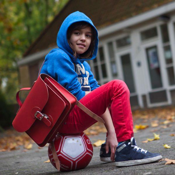 Rugzak voor schoolkind - OldSchool Bags Junior
