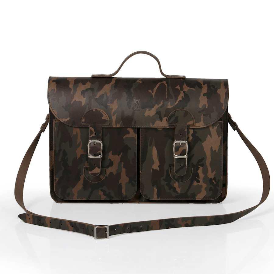 Shoulder bag  Camouflage