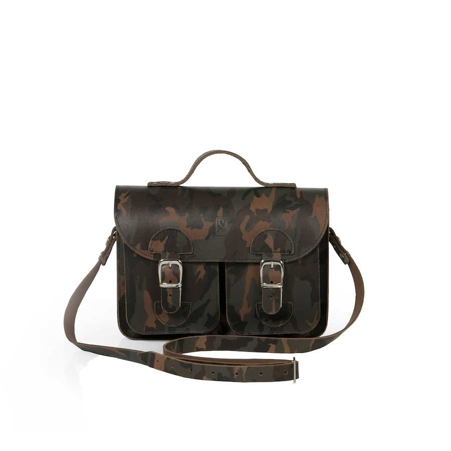 Camouflage tas - OldSchoolBags Small