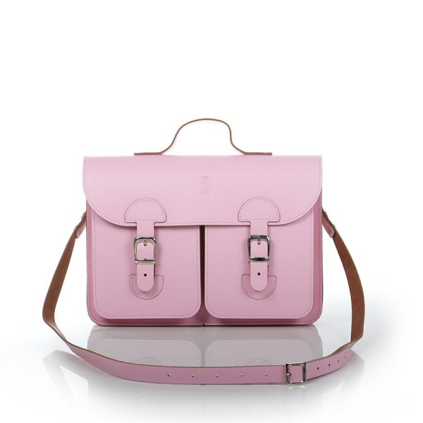 Schooltas roze