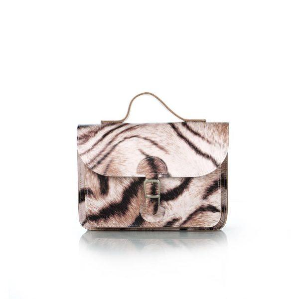 Backpack tiger print