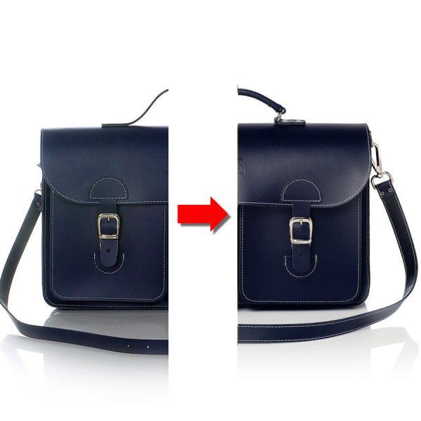 Omruilen tas (van Large naar XL)