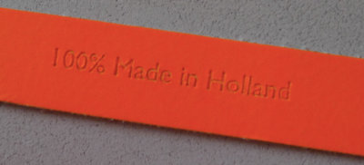 Handgemaakt in Nederland
